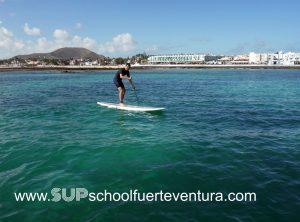 Das erste Mal im Meer: Stand Up Paddling auf Fuerteventura