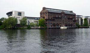 Berlin Stralau - Industrie trifft Wohnen