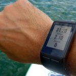 Garmin vivoactive HR - Timer, Distanz und aktuelle Schlagzahl (Bildquelle: Pfannkuch)