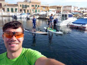Fischerhafen in El Molinar (Foto: T. Pfannkuch)