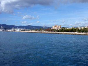 Bucht von Palma de Mallorca (Foto: T. Pfannkuch)