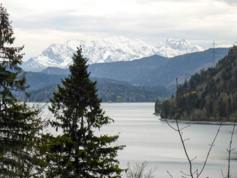 Walchensee voraus! (Foto: T. Pfannkuch)