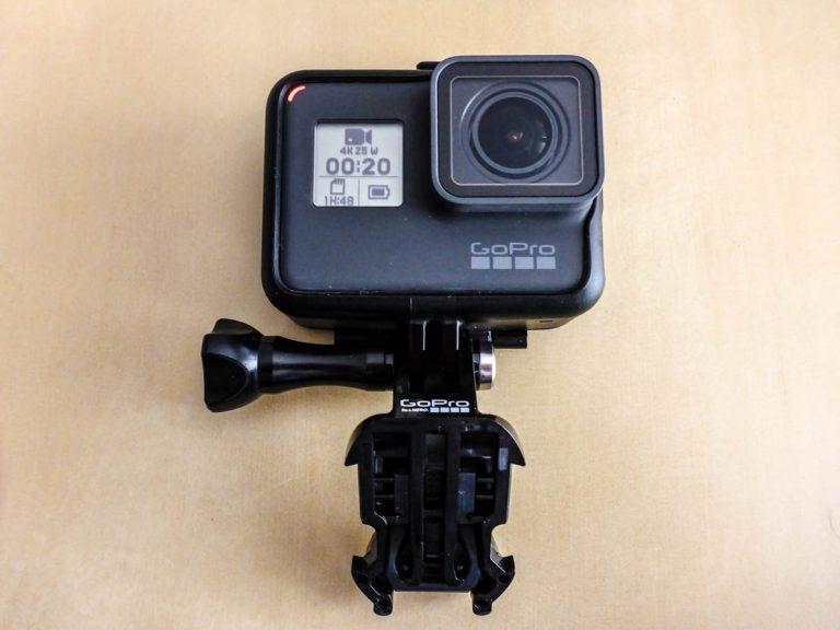 SUP-Kameraausrüstung: GoPro Hero5 Black Edition (Foto: T. Pfannkuch / SUPmatrose.de)