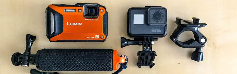 Meine SUP-Kameraausrüstung – Hauptsache wasserdicht