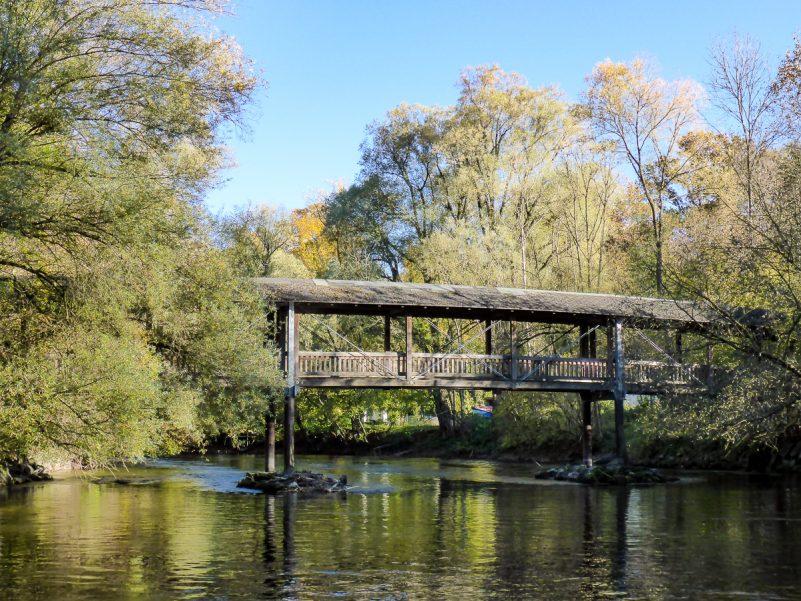 Amperbrücke in Grafrath (Foto: Thomas Pfannkuch)