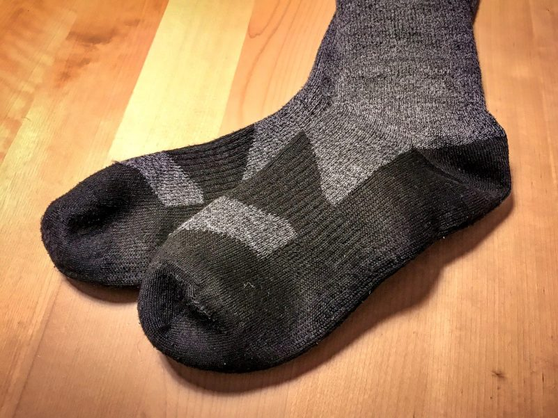 SealSkinz Socken (Foto: T. Pfannkuch)