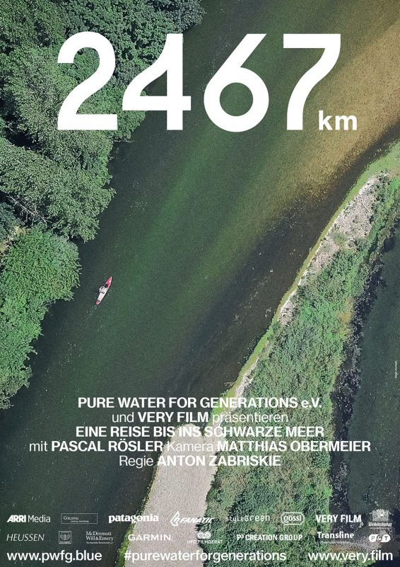 Filmplakat (Quelle: Pure Water For Generations)