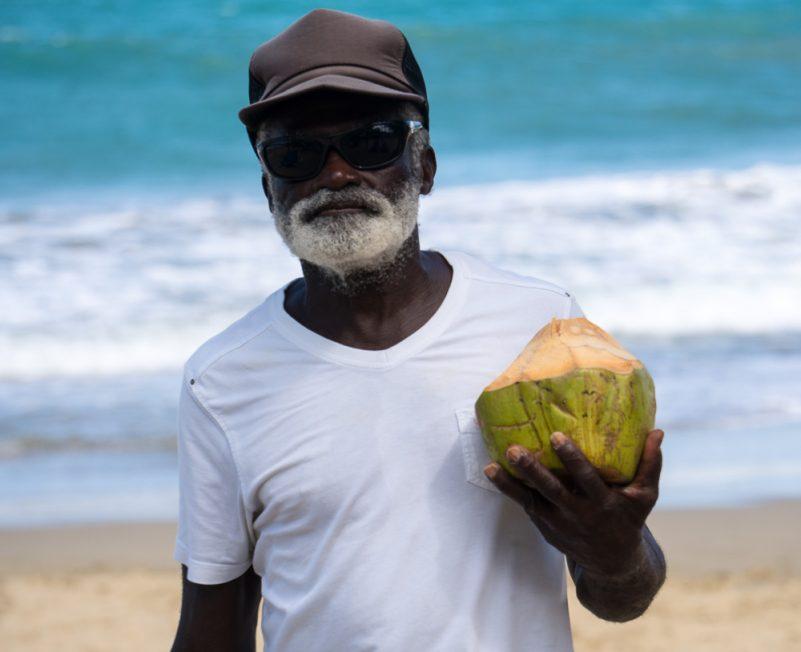 Coconut Man Capito (Foto: T. Pfannkuch)Coconut Man Capito (Foto: T. Pfannkuch)