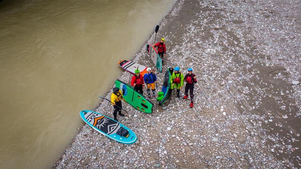 Wildwasser-Tour durch die Entenlochklamm (Foto: T. Pfannkuch)