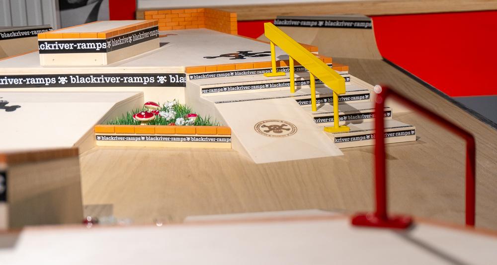 Fingerboarding-Parcours: Skills verbessern oder einfach nur Spaß haben