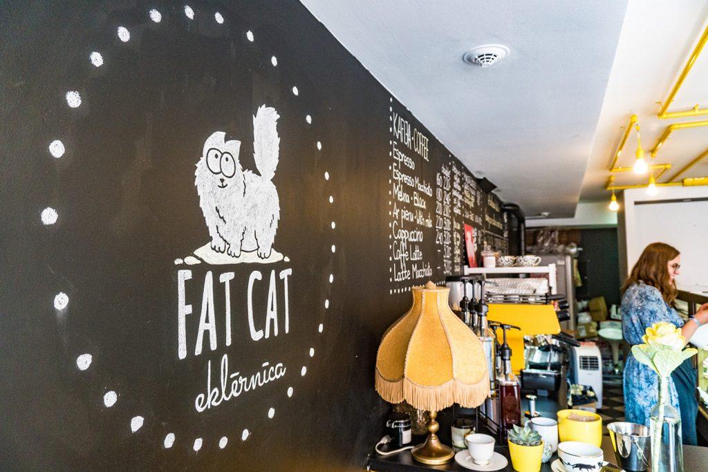 Pflichtstopp für Naschkatzen: Fat Cat Eclairs in Riga
