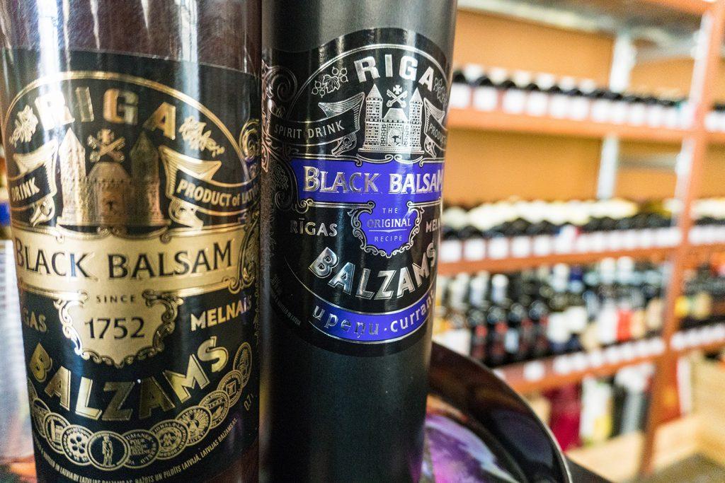 Schnaps und Gesundsheitsmittel zugleich: Black Balzam ist das Nationalgetränk der Letten