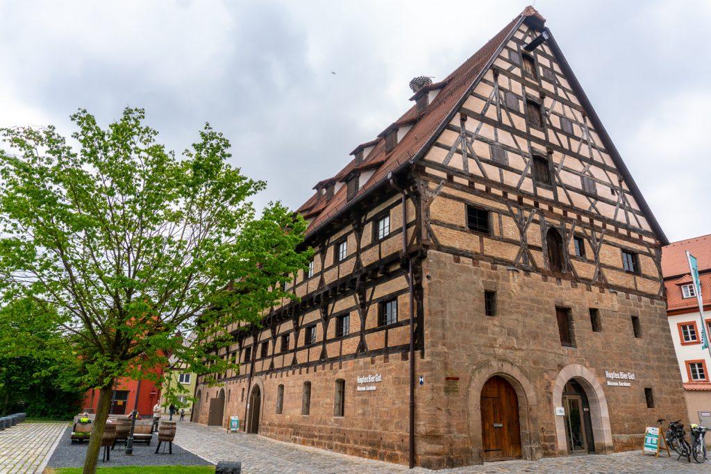 HopfenBierGut-Museum in Spalt
